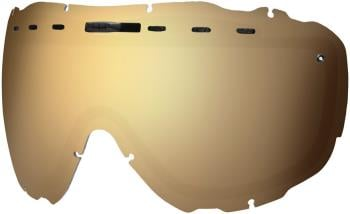 Smith Prophecy Snowboard/Ski Goggle Spare Lens One Size Gold Sol-X