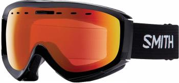 Smith Prophecy CP Everyday Red Snowboard/Ski Goggles, M/L Black