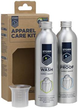 Storm Care Ultimate Eco Outdoor Apparel Care Kit, Clean & Waterproof