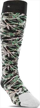 thirtytwo Sweet Leaf Snowboard/Ski Socks, S/M Camo