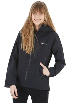 Montane Fleet Gore-Tex Women's Hiking/Walking Jacket, M Black