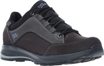 Hanwag Banks Low GTX Hiking Boots, UK 9 Asphalt/Black