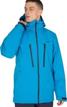 Protest Timo Men's Ski/Snowboard Jacket, L Marlin Blue