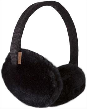 Barts Plush Ski/Snowboard Ear Muffs, One Size Black