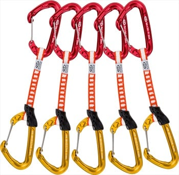 Climbing Technology FLY Weight EVO DY 5 Climbing Quickdraw, 12cm