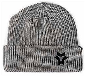 Method Star Beanie Ski/Snowboard Beanie, One Size Grey