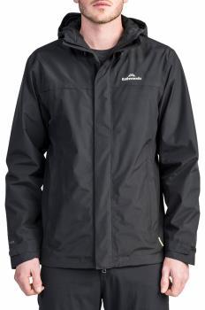 Kathmandu Bealey Waterproof Gore-Tex Shell Jacket, M Black