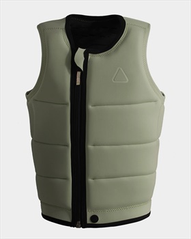 Follow SPR Short Men's Wakeboard Impact Vest, XS Steel 2020