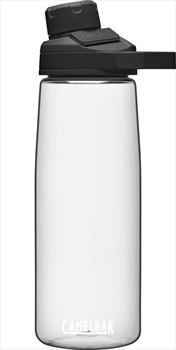 Camelbak Chute Mag Water Bottle With Magnetic Cap, 750ml Clear