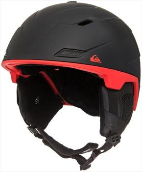Quiksilver Loden Snowboard/Ski Helmet, S Poinciana