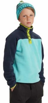 Burton Kid's / Toddler Spark Fleece Anorak, M Curaca/Dress Blue