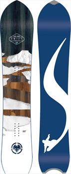 Never Summer Swift Rocker Camber Snowboard, 162cm 2020
