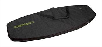 O'Brien Padded Wakesurf Bag / Case, Standard Grey