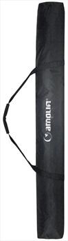 Amplifi Quiver Ski Bag, 190cm Black/White Logo