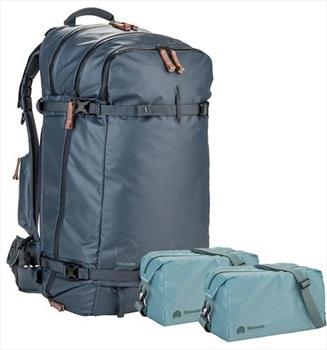 Shimoda Explore Starter Kit Adventure Camera Backpack, 40L Blue