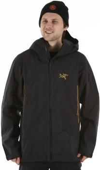 Arcteryx Adult Unisex Sabre Ar Gore-Tex Ski/Snowboard Jacket, L 24k Black