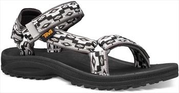 Teva Womens Winsted Women's Sandal, Uk 6 Monds Black Multi