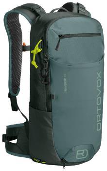 Ortovox Traverse 20 Mountain Backpack/Rucksack 20L Green Pine