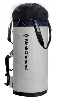 Black Diamond Zion Haul Bag: 145L, Grey