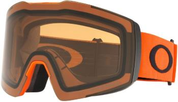 Oakley Adult Unisex Fall Line L Neon Orange, Prizm Black Snowboard/Ski Goggles, L