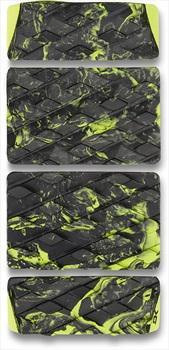 Dakine Revamp Snowboard Stomp Pad Traction Kit, Black/Citron