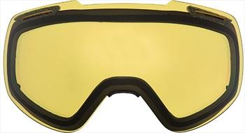 Nike SB Khyber Snowboard/Ski Goggle Spare Lens, One Size, Yellow