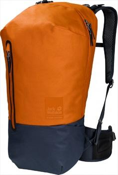Jack Wolfskin 365 Getaway 26 Rucksack, 26L Desert Orange