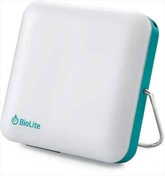 BioLite SunLight 100 Portable Solar Powered Light, 100 Lumens Teal