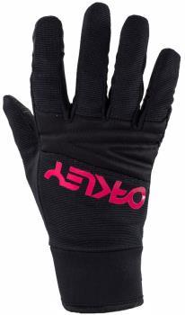 Oakley Factory Park Ski/Snowboard Glove XL Black/Rubine