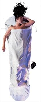 Cocoon MummyLiner Silk Ultralight Sleeping Bag Liner, Natural
