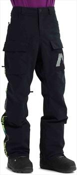 Analog Mortar Ski/Snowboard Cargo Pants, L True Black 2020