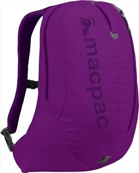 Macpac Adult Unisex Kahu 22 Day Bag Backpack, 22L Gloxonia/Deep Purple