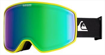 Quiksilver Storm ML ML Green Ski/Snowboard Goggles, M/L Limeade