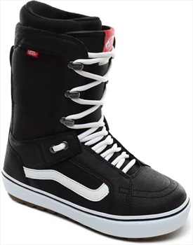 Vans Hi-Standard OG Lace Snowboard Boots, UK 9 Black/White 2022