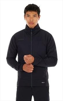 Mammut Rime Hybrid Flex Men's Insulated Jacket, S Black Phantom