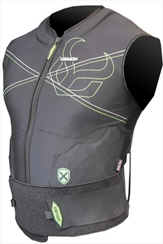 Demon X D3O V2 Ski/Snowboard Body Armour Vest M Black