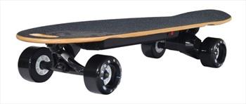"Atom B10 Electric-Powered Skateboard, 9.1"" Maple"