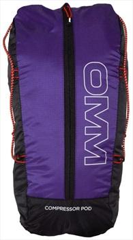 OMM Compressor Pod Running Pack Accessory, 5L Purple