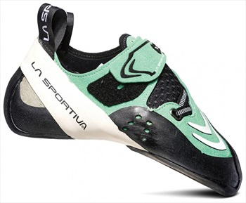 La Sportiva Women's Futura Rock Climbing Shoe, UK 1 | EU 33 Jade