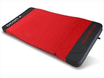 Ocun Paddy Incubator Bouldering Crash Pad, 210 X 100cm Red
