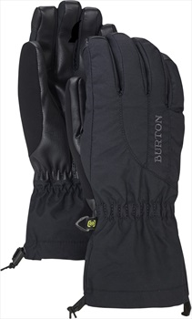 Burton Profile Women's Ski/Snowboard Gloves, XS True Black