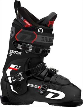 Dalbello Mens Krypton Ax 110 Ski Boots, 27.5 Black/Black