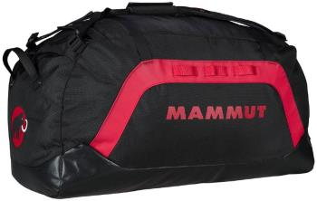 Mammut Adult Unisex Cargon Sport Travel Duffel Bag, 60l Black/Fire