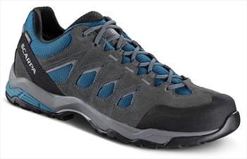 Scarpa Moraine GTX Approach Shoe, UK 8 3/4, EU 43 Blue/Grey