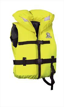 Jobe Comfort Boating CE Kids Buoyancy Vest, Kids M To L Yellow