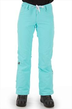 Nikita Cedar Women's Ski/Snowboard Pants, S Mountain Blue