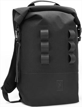 Chrome Adult Unisex Urban Ex 2.0 Rolltop Backpack, 20L Back