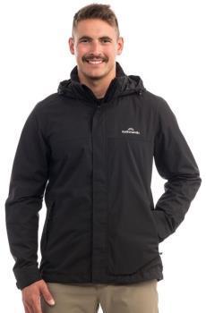 Kathmandu Andulo Waterproof Shell Jacket, S Black