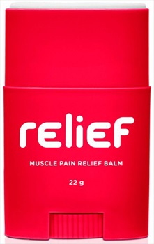 Body Glide Relief Muscle Pain Relief Balm, 22g