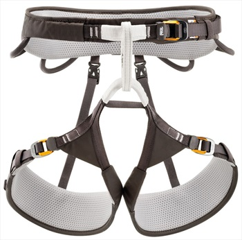 Petzl Adult Unisex Aquila Harness Adult Climbing Harness, XS Gray